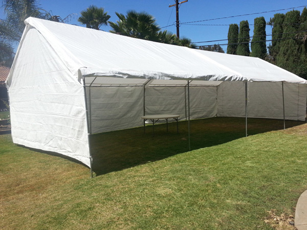 Party Canopies Product : Leslies party rental products canopies
